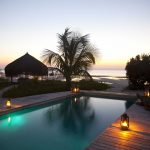 Zwembad - Azura Benguerra Lodge
