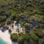 Ligging - Benguerra Lodge - &Beyond