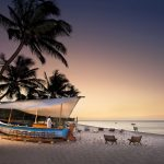 Dhow bar - Benguerra Lodge - &Beyond