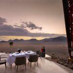 Buiten dineren - Sossusvlei Desert Lodge - &Beyond