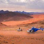 Helicopter vlucht en picknick - Sossusvlei Desert Lodge - &Beyond