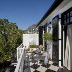 Kamer met balkon - Cape Cadogan Boutique Hotel