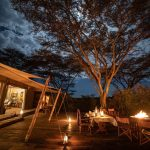 Dineren - Mara Nyika Camp - Great Plains Conservation