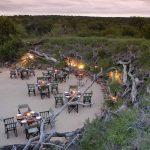 Buiten dineren - Sabi Sabi Earth Lodge - Sabi Sabi