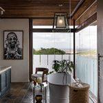 Badkamer - Sasakwa Lodge Singita