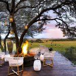 Kampvuur - Serengeti House - Singita