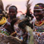 Traditionele dans - Serengeti - Singita