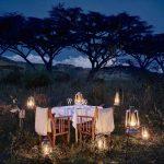 Dineren-Sanctuary-Ngorongoro-Crater-Camp
