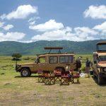 Gibb's Farm - Picknick bij de krater
