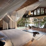 Kamer met uitzicht - Thorntree River Lodge - African Bush Camps