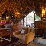 Lounge - Jongomero Camp - AndBeyond