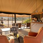 Lounge - Kwihala Camp - Asilia Camps & Lodges