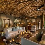 Lounge - Lake Manyara Tree Lodge - AndBeyond