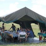 Lunch - Offbeat Mara Camp