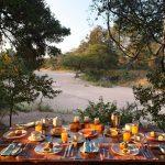 Ontbijt - Jongomero Camp - AndBeyond