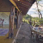 Ontbijt patio - Nyati House - Saruni