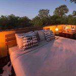 Slapen onder de sterrenhemel - Savuti Camp