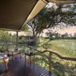 Terras - Khwai Tented Camp