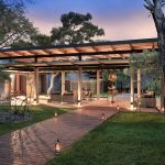 Tuin - Lion Sands Ivory Lodge