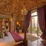 UItzicht suite - Ngorongoro Crater Lodge - AndBeyond