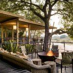 Uitzicht - Ebony Lodge - Singita