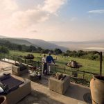 Uitzicht - Ngorongoro Crater Lodge - AndBeyond