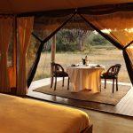 Uitzicht - Siwandu Safari Camp - AndBeyond