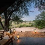 Uitzicht - Tuskers Bush Camp