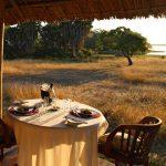 Veranda - Siwandu Safari Camp - AndBeyond