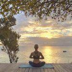 Yoga - Azura at Quilalea Private Island