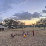 Zonsondergang - Ubuntu Migration Camp - Asilia Camps & Lodges