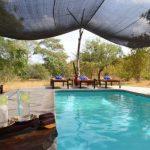 Zwembad - Siwandu Safari Camp - AndBeyond