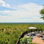 Zwembad - Victoria Falls Safari Lodge