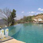 Zwembad met uitzicht - Samburu - Saruni