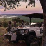 Safari-zonsondergang-Sanctuary-Chobe-Chilwero